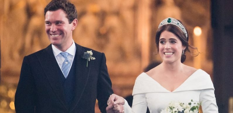 The Reason Jack Brooksbank Didn't Get a Royal Title on His Wedding Day