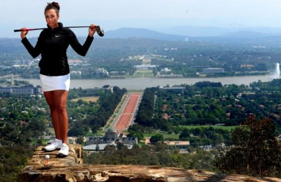 Cheyenne Woods on Royal Canberra's Classic wishlist