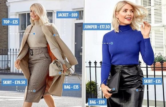 Holly Willoughby's second Marks & Spencer collection launches today… and it's going to sell out fast