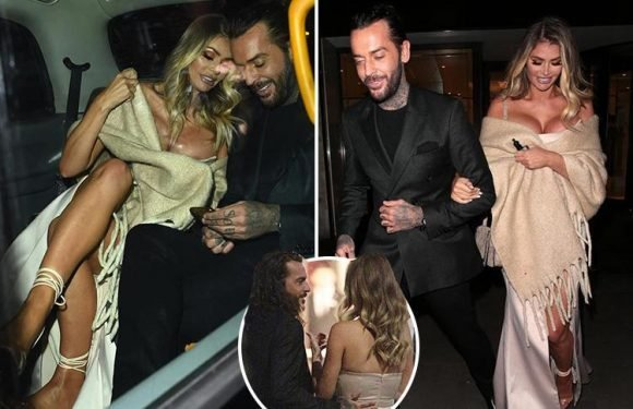 Pete Wicks puts Megan Barton-Hanson drama behind him as he gets cosy with close pal Chloe Sims