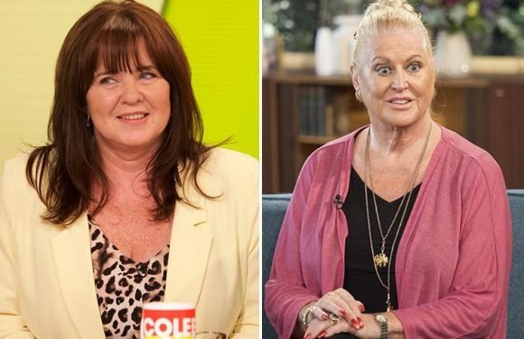 Coleen Nolan thanks fans for support a day after rival Kim Woodburn says she's 'sorry she doesn't have a job' on Loose Women following row