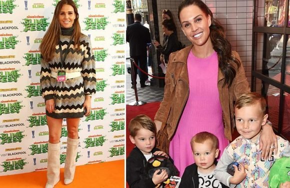 Danielle Lloyd reveals the names her sons have chosen for their 'gender selection' sister including Princess, Cupcake and Icing