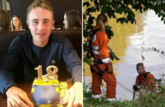 Missing student Tom Jones, 18, confirmed as body found in River Severn in Worcester