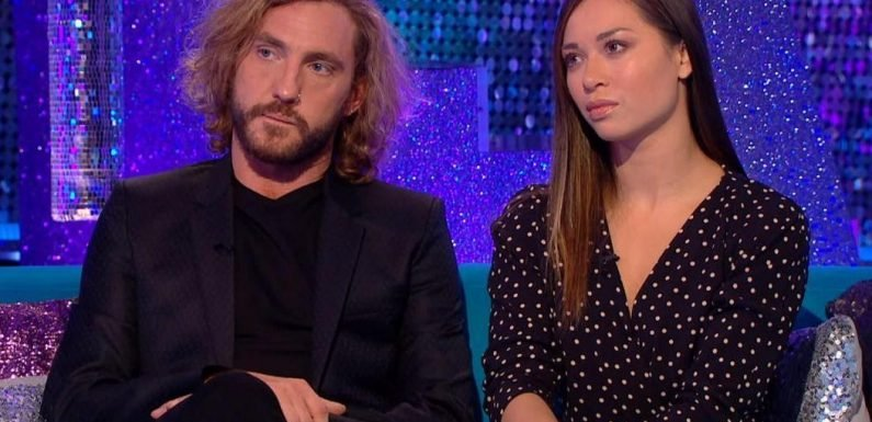Strictly stars banned from speaking about Seann Walsh and Katya Jones cheating scandal by panicked show bosses