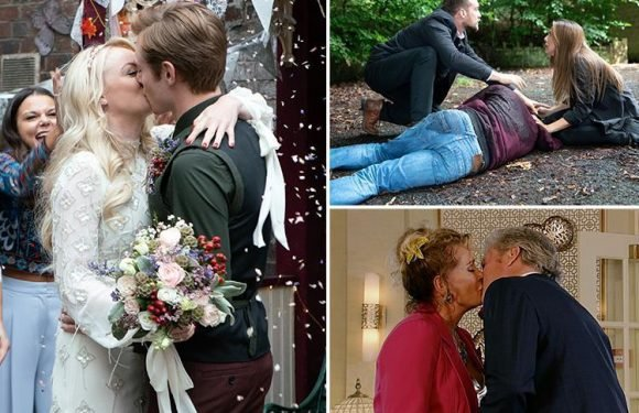 Coronation Street – Two favourites fighting for their lives, Jim McDonald's secret exposed and two dramatic weddings in show's most explosive week