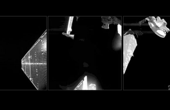 BepiColombo Mission To Mercury Beams Back 'First Space Selfies'