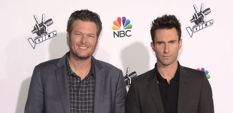 Blake Shelton Says People 'Just Feel Sorry' For Adam Levine On 'The Voice'