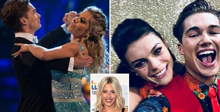 Strictly star Mollie King reveals she's 'jealous' Lauren Steadman gets to dance with former partner AJ Pritchard on this year's show