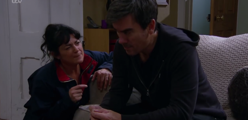 Emmerdale spoilers: Cain Dingle storms out as suspicious