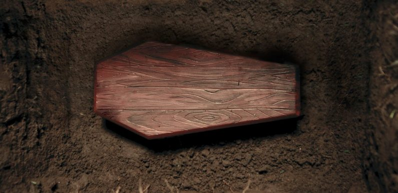 Six Flags Wants To Pay You Money To Stay In A Gently Used Coffin For Some Reason