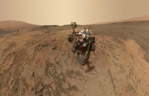 Curiosity Rover Switches 'Brains' To Deal With A Computer Hiccup