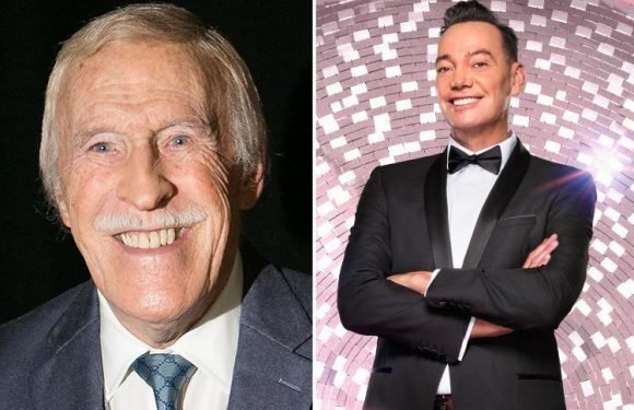 Craig Revel Horwood says late Sir Bruce Forsyth's 'spirit still lives in the Strictly Come Dancing studio'