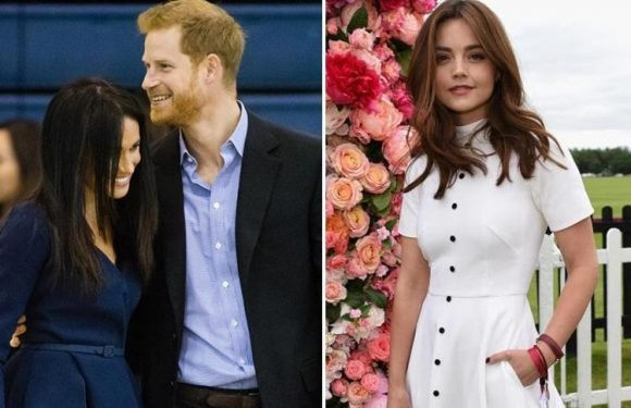 Prince Harry had a VERY awkward encounter with one of his rumoured exes in Amsterdam in front of Meghan Markle