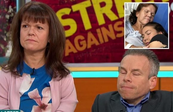 Warwick Davis's wife Sammy reveals she's 'elated to be alive' after deadly trio of Sepsis, Meningitis and Strep B infections