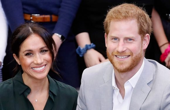 Prince Harry 'Encouraged' Pregnant Duchess Meghan to 'Slow Down'