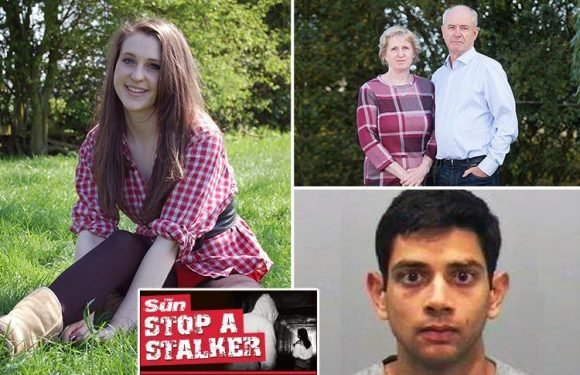 Mum's heartache after telling daughter to ignore her stalker… and two days later, he killed her