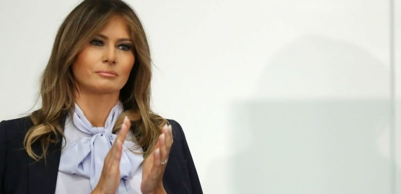 Melania Trump Considers Herself To Be 'The Most Bullied Person In The World'