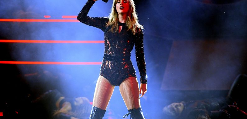 AMAs 2018: Watch Taylor Swift Kick Off Show With 'I Did Something Bad'