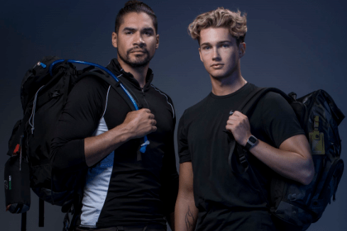 Strictly's AJ Pritchard reveals he had blazing rows with Louis Smith during Celebrity Hunted after mental exhaustion left him drained