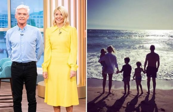 Holly Willoughby reveals she planned to quit work after the birth of first son Harry before landing This Morning and never wanted I'm A Celeb job