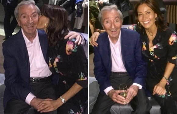 Mel Sykes reunites with former TV co-host Des O'Connor 12 years after their Today show was axed