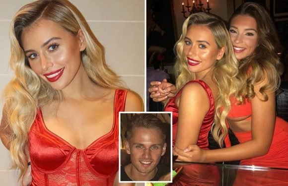 Ellie Brown parties with Love Island pals after ex Charlie Brake went official with new love Kimberley Owen