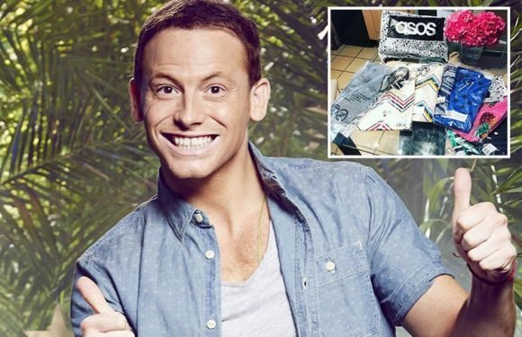 I'm A Celebrity 'in jeopardy' after Joe Swash's passport and clothes are stolen just days before he's set to jet off to Australia