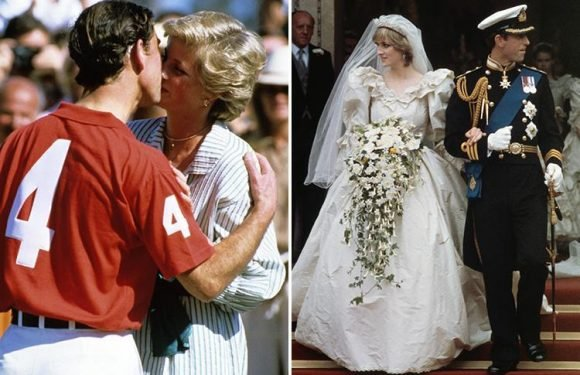 Diana only met Prince Charles 12 TIMES before they married – but pal claims the princess said he was the only man she'd ever loved before her death