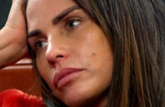 From failed marriages to booze binges, Katie Price's epic downfall