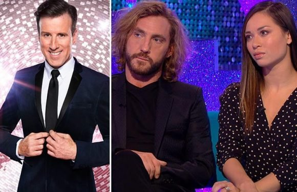Anton Du Beke says he's 'disappointed' with Katya Jones and Seann Walsh and urges them to 'stop drinking' after Strictly kiss scandal