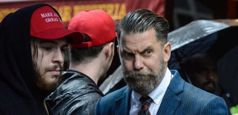 Pro-Trump Proud Boys Fight With Antifa Protesters Outside of Manhattan Republican Clubhouse