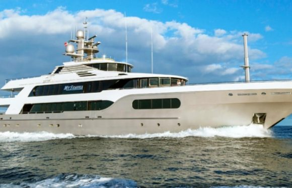 M/Y Seanna: Superyacht from Below Deck costs $300k a week to hire