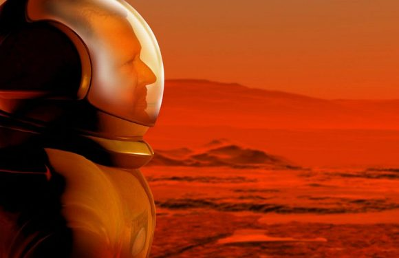 Astronauts travelling to Mars at 'high risk' of developing stomach tumours