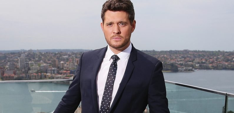 Michael Buble 'Is Absolutely Not Retiring' From Music Despite Reports