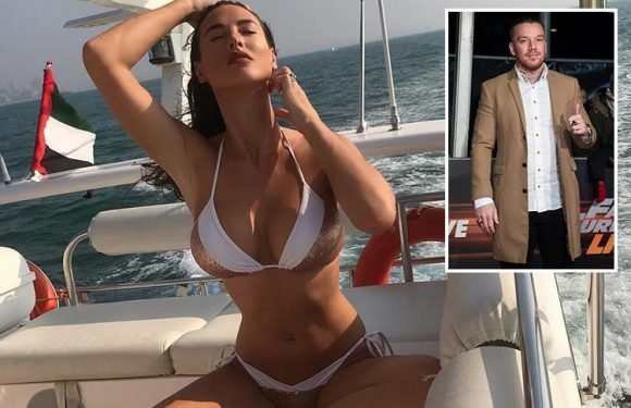 Jamie O'Hara leaves a filthy comment under picture of Jermaine Pennant's wife Alice