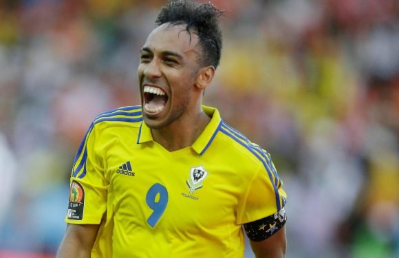 Arsenal striker Pierre-Emerick Aubameyang 'refuses to travel for Gabon AFCON qualifier' following transport row