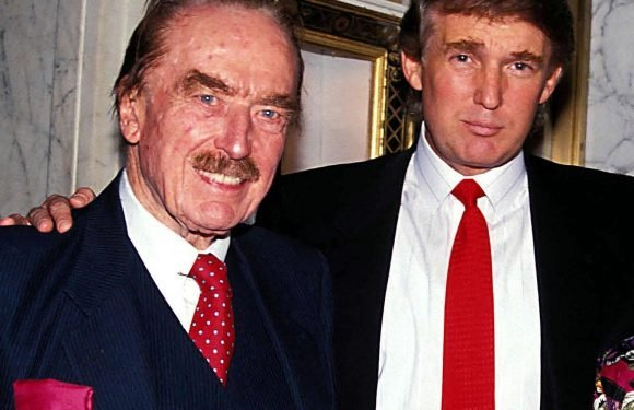 Donald Trump could be ordered to repay more than £300million if 'tax dodge' claims against his dad are true, expert reveals