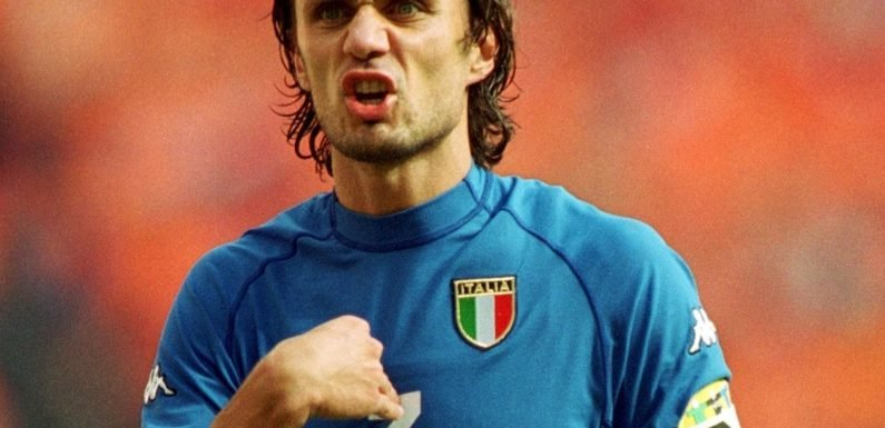 Paolo Maldini regrets not playing for Italy in 2006 World Cup