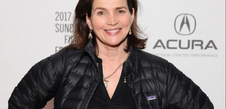 When does Gold Digger start on BBC One, who's in the cast with Julia Ormond and what's it about?