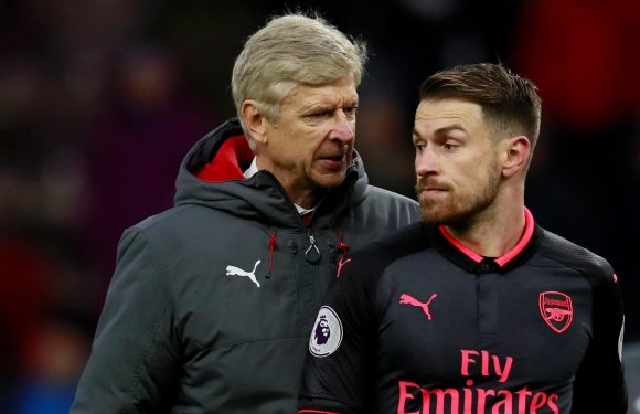 Arsene Wenger says Arsenal have handed Aaron Ramsey complete control over his future