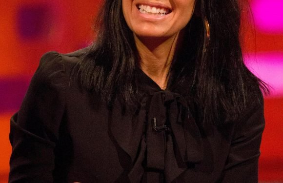 Claudia Winkleman admits she sleeps twice a day — and before the afternoon school run