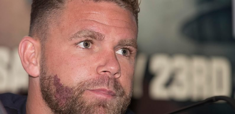 Billy Joe Saunders vacates WBO title as promoter Frank Warren vows to take boxer's failed drugs test case to US Supreme Court