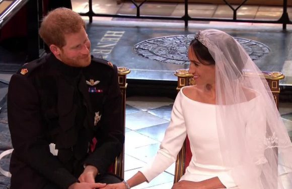 Prince Harry and Meghan Markle have added a heartwarming nod to their wedding day in their upcoming Royal tour