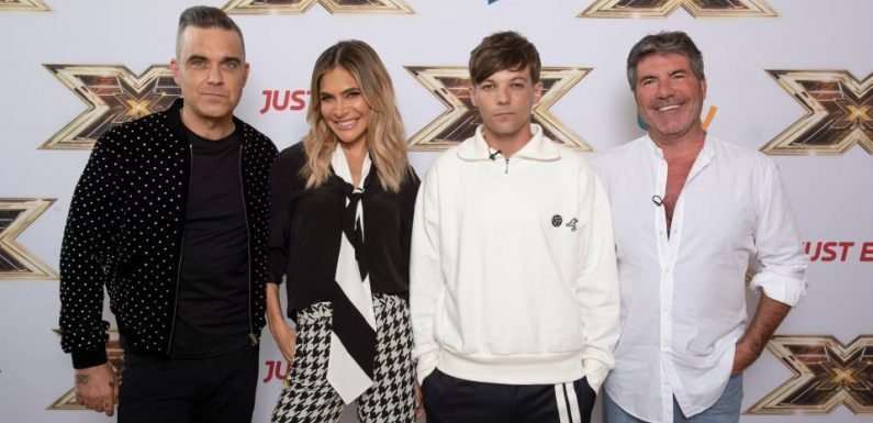 What time does X Factor start and finish tonight on ITV and who's on the show?
