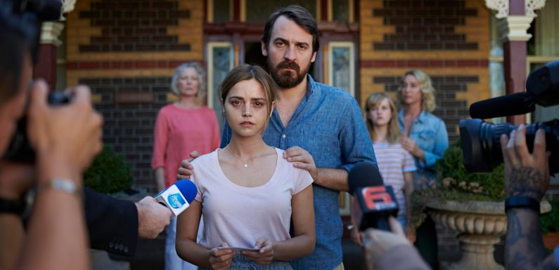 Who is in the cast of The Cry? Jenna Coleman, Ewen Leslie, Asher Keddie and Stella Gonet