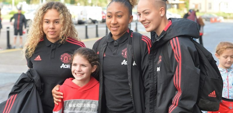 How do I watch MUTV and is Manchester United Women vs Charlton Women on the TV channel?