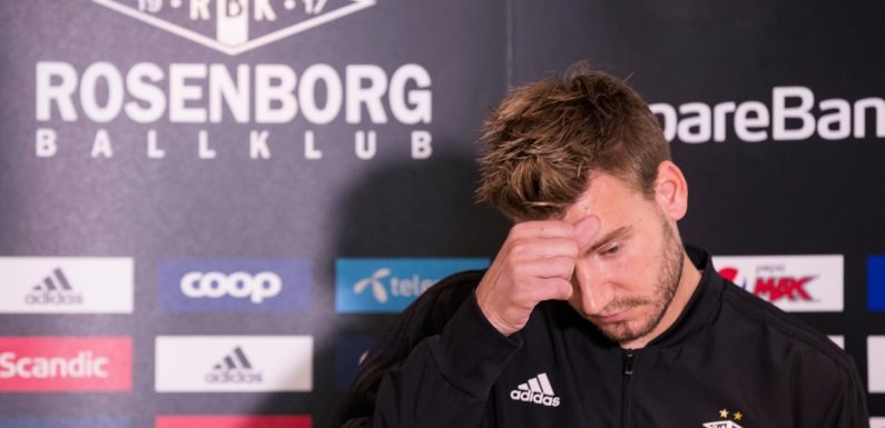 Ex-Arsenal star Nicklas Bendtner charged with violence over alleged attack that left taxi driver with broken jaw