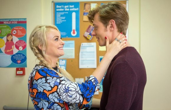 Why did Sinead Tinker have an abortion on Coronation Street and when did she lie about having a miscarriage?
