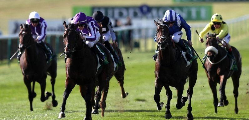 Fast horse racing results: Who won the 3.35 Fillies' Mile at Newmarket live on ITV?