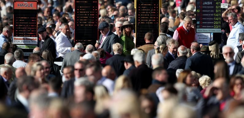 Friday's ITV Racing coverage – Newmarket and York schedule and times for ITV and Racing UK on Friday